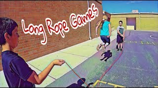 Long Rope Games | Mouse Trap | Teddy Bear | Hot Peppers | School