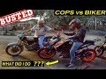 KTM Rider Vs Kolkata Police Stunt Riding Is Not A Crime mp3