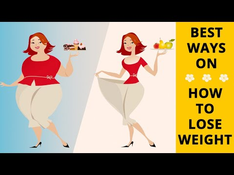 Best Ways On How To Lose Weight Without Text Book Diets - Mind-Blowingly Easy Weight Loss Tips