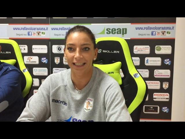 Seap Dalli Cardillo Aragona pronta per l'esordio in campionato [STUDIO 98]