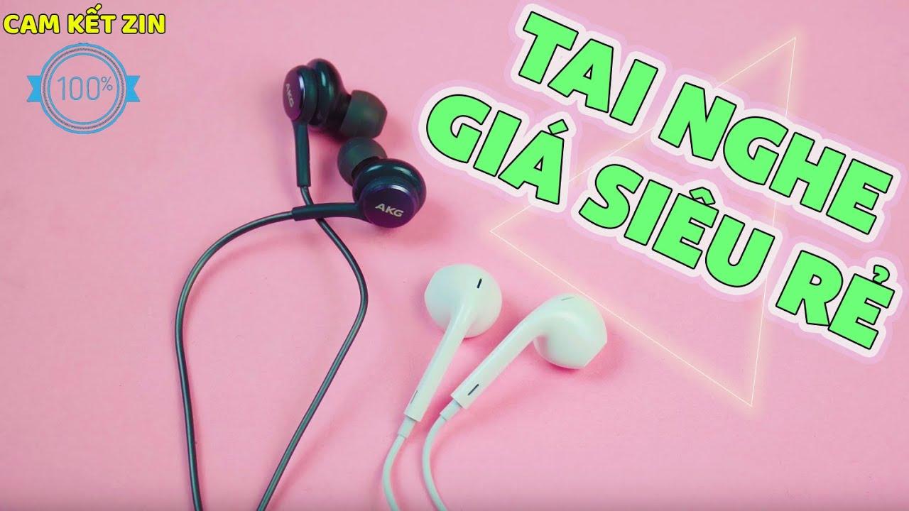 Mình bán tai nghe AKG và iPhone chân 3.5 GIÁ SIÊU RẺ