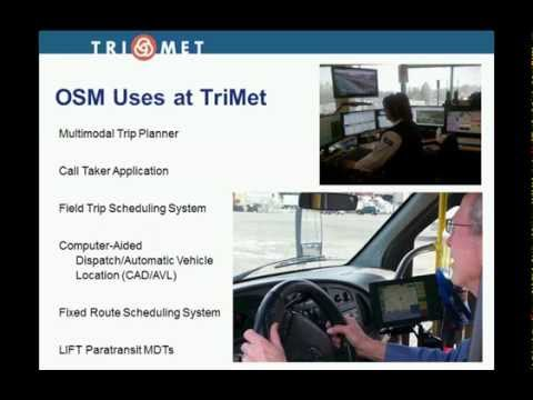 TriMet's Customer Service Modules & OTP Analyst Extension using OpenTripPlanner