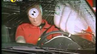 Краш тест Toyota Corolla Verso 2004 (E-NCAP)