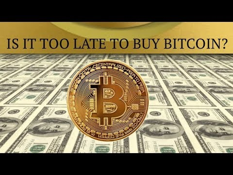 Is it too late to buy bitcoin 2018 the year of bitcoin youtube is it too late to buy bitcoin 2018 the year of bitcoin ccuart Image collections