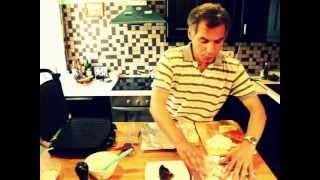 Рецепт телячей печени на электрогриле GFGril