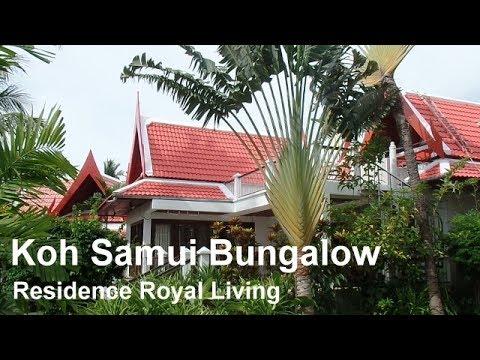 Bungalow Koh Samui – Traumurlaub auf Koh Samui in einer Villa direkt am Strand