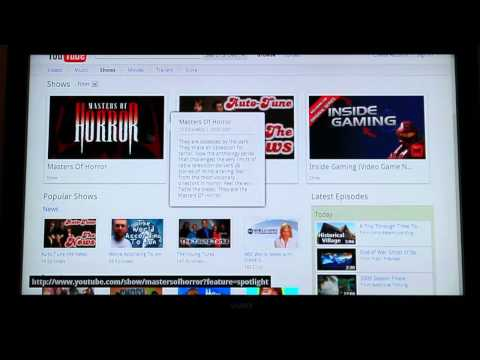 Sony Internet TV with Google TV Review Part 1
