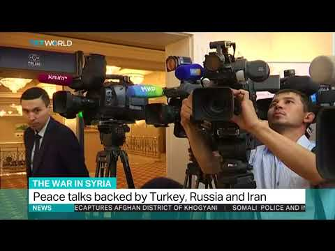 Latest round of Syria peace talks is underway in Astana