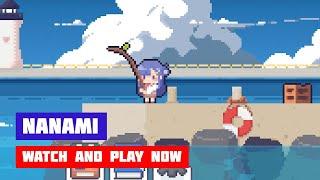 Nanami's StarFishing · Game · Gameplay