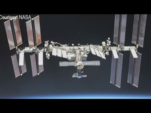 NASA calls doctor to assist an astronaut aboard the international space station suffering from a blo