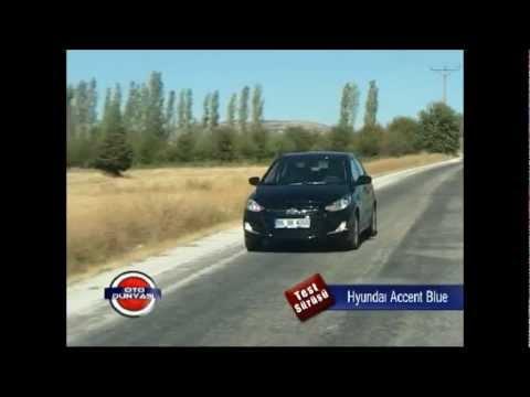 Ata Hyundai Accent Blue Tantm Videosu
