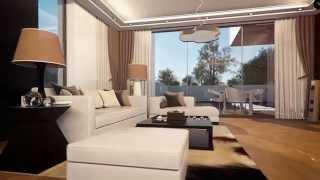 видео Проекты элитных домов
