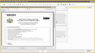 How To Create - GST 03 Return Form with Croesus myGST Addon