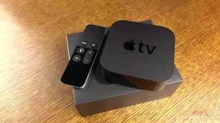 Apple TV Gen 4 Unboxing