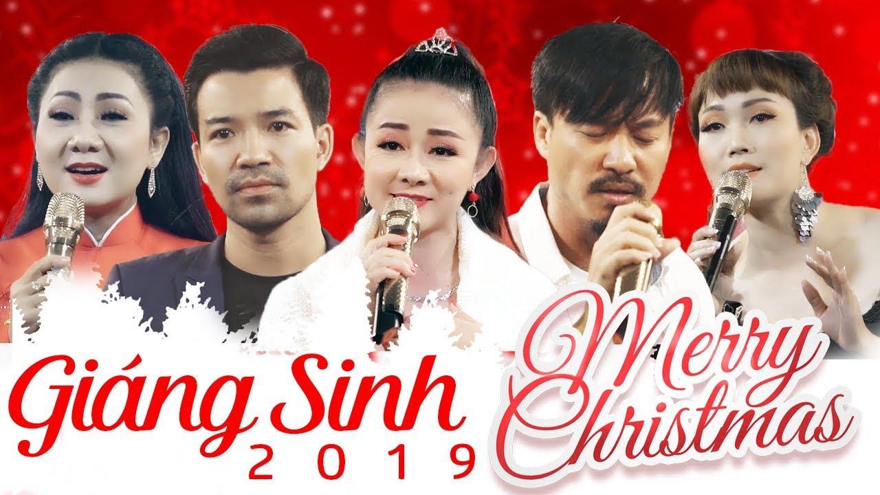 Album Giáng Sinh Đặc Biệt 2019 - Nhạc Giáng Sinh Hải Ngoại Xưa Mừng Chúa Sinh Ra Đời