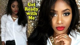 Get Ready with Me | Flair Magazine Interview