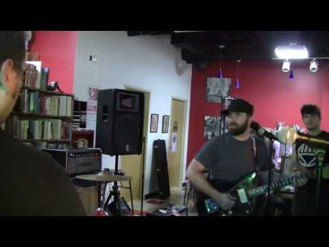 Permanent Makeup @ Mojo Books and Music Tampa Fl 8/29/13