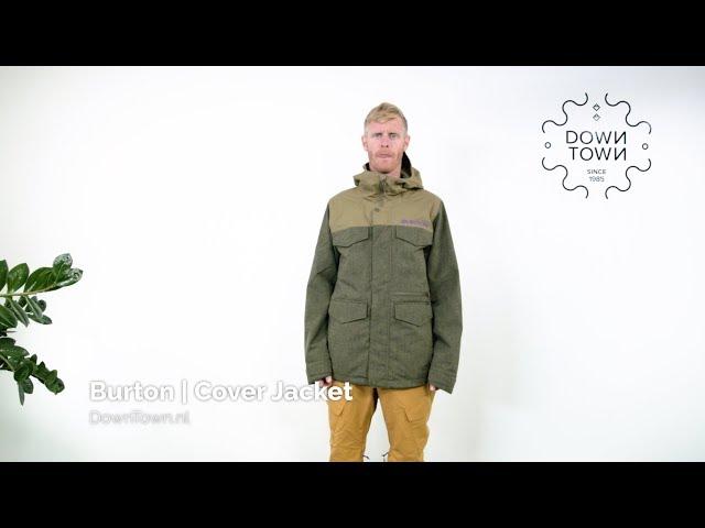 Burton Covert Jacket 2020 jas review - DownTown.nl