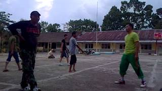 legendaris basket sma negeri 1 pagar alam th 1990