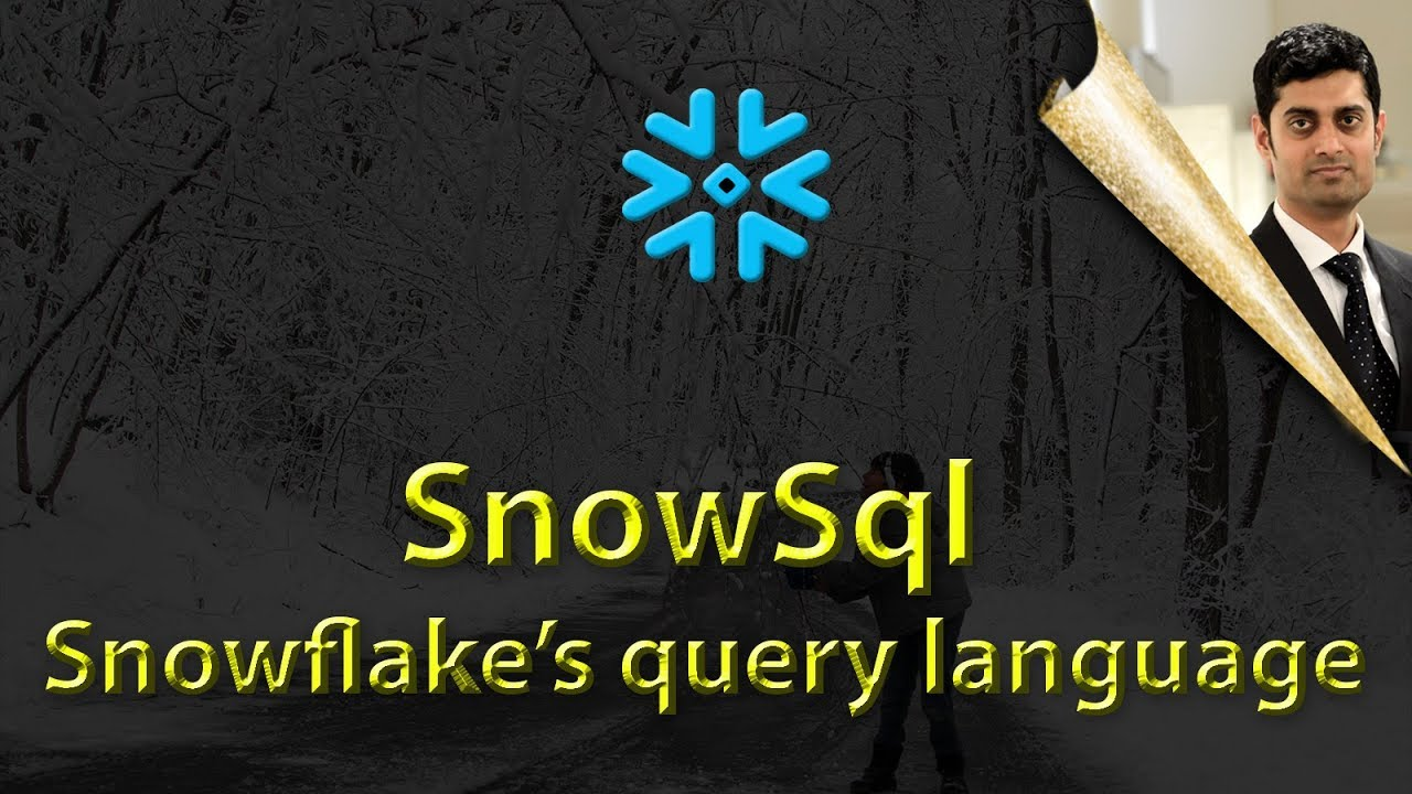 Repeat SnowSql - Snowflake's query language by Sanjay Kattimani