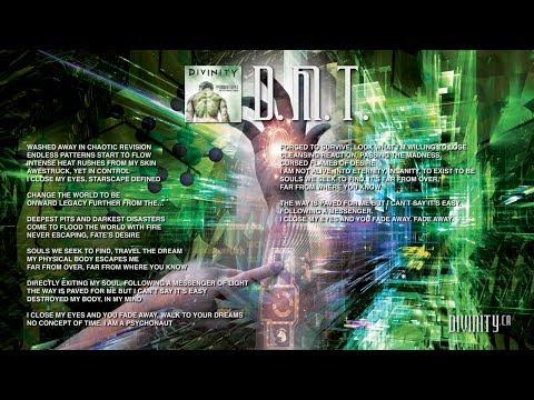DIVINITY - The Immortalist - DMT [Lyrics & Artwork] Feat. Bjorn Strid of Soilwork