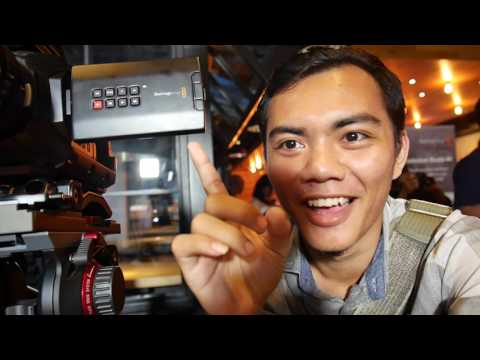 Blackmagic Cambodia Event​​ 2017