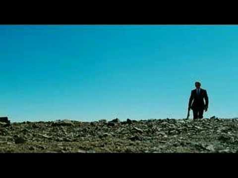 Quantum Of Solace Official Trailer
