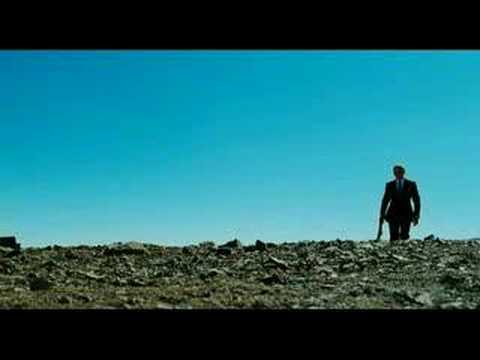 Quantum of Solace trailer