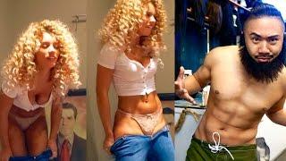 Caught Jena Changing + Body Transformation! - Vlog #580