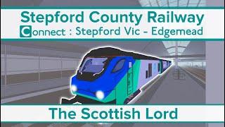 Verbinden: Stepford Vic - Edgemead mit Klasse 68 | Stepford County Railway (Roblox)