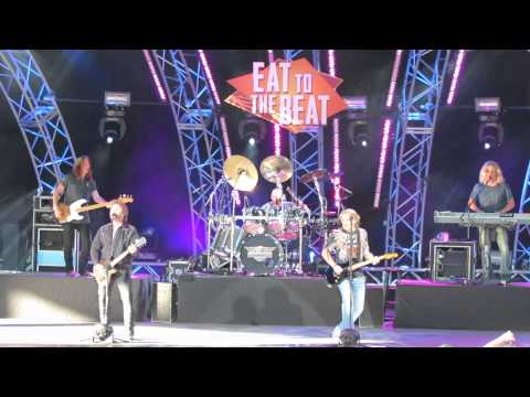 38 Special - Rockin Into The Night & Back Where You Belong - Epcot 2013