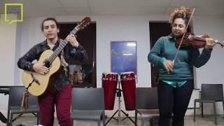 Colombian musicians farewell concert