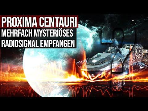 Proxima Centauri - Mehrfach mysteriöses Radiosignal empfangen - Weitere Untersuchungen angekündigt