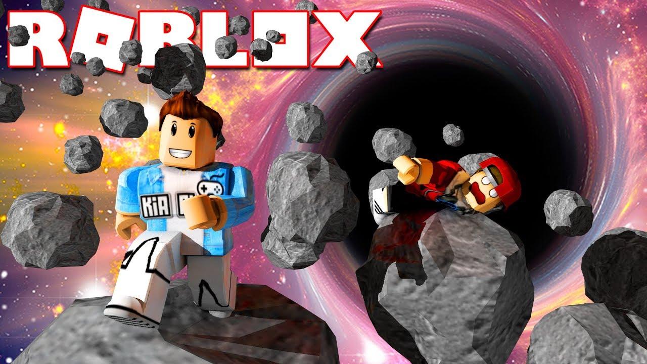 Roblox | TẨU THOÁT KHỎI HỐ ĐEN TỬ THẦN - Epic Minigames | KiA Phạm