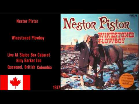 Nestor Pistor - Winestoned Plowboy, **ENTIRE ALBUM**