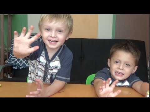 INTERVIEWING TWIN BOYS!   VLOGTOBER DAY 2