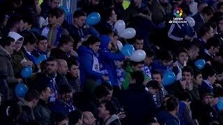 Calentamiento Real Sociedad vs CD Leganés