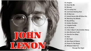 John Lennon Greatest Hits  2018 The Best Of John Lennon