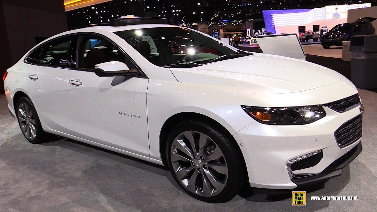2016 chevrolet malibu ltz exterior and interior walkaround 2016 chicago auto show youtube. Black Bedroom Furniture Sets. Home Design Ideas