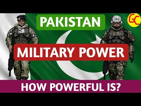 Pakistan Military Power 2018 | Scary! Pakistan Army Power