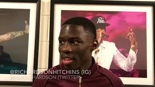 BEEF: Richardson Hitchins responds to Rollies sparring video - EsNews