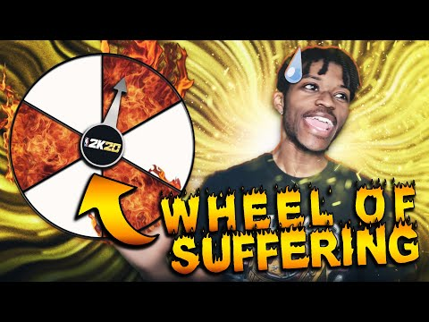 THE WORST SPIN THE WHEEL REBUILDING CHALLENGE IN NBA 2K20