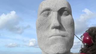 DODEKALITTEN: Tredje sten undervejs (The third stone on its way)