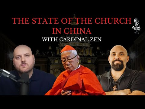 Cardinal Zen EXCLUSIVE INTERVIEW on the State of the Church in China