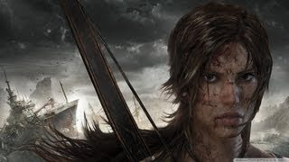 Tomb Raider (2013) Part 10 Find a Way to the Solarii Base and Descend down the Mountain