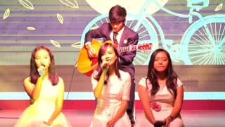 [Dạ Tiệc Tuổi Thanh Xuân - The Springtide] Mashup Love Me Like You Do - Sugar - See You Again