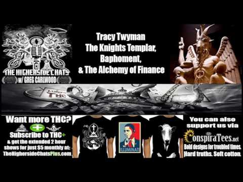 Tracy Twyman | The Knights Templar, Baphomet, & The Alchemy of Finance