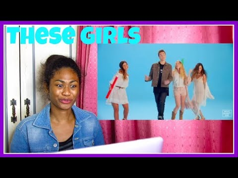 Why Don't We - These Girls (Official Music Video)   Reaction