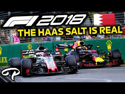 2018 F1 Bahrain GP Preview: Teams Salty Over Haas F1 - Pitlane Podcast #77