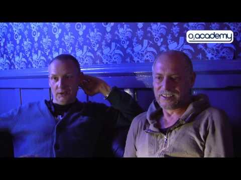 Orbital Interview - Brotherly Love